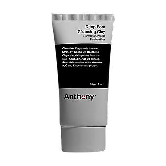 Anthony Deep Pore Cleansing Clay 90g