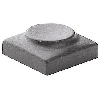Marquardt 826.000.021 Sensor Cap Dark grey Compatible with (details) Series 6425 without LED