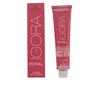 Schwarzkopf Igora Royal 3 0 60ml Unisex New Sealed Boxed