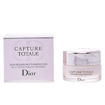 Dior Total Capture Care Multi Perfection 15ml Womens New Fragrance Perfume Scent