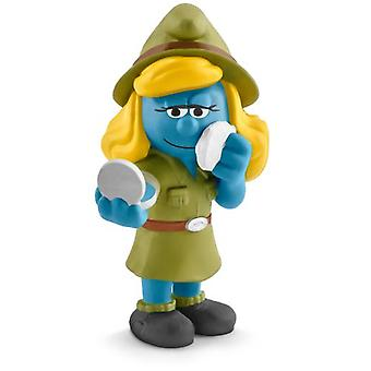 Schleich Jungle Smurfette