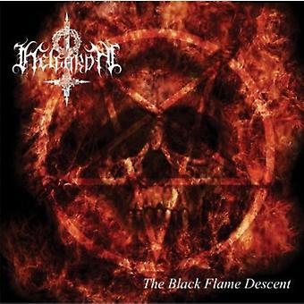 Helgardh - Black Flame afdaling [CD] USA import