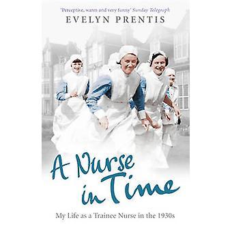 Een verpleegster in de tijd door Evelyn Prentis