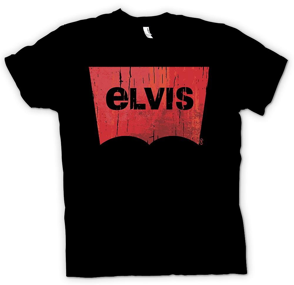 Kids T-shirt - Elvis - Levis Inspired