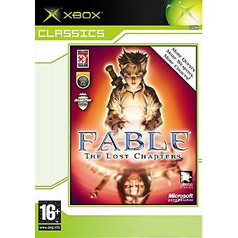 Fable The Lost Chapters (Xbox)