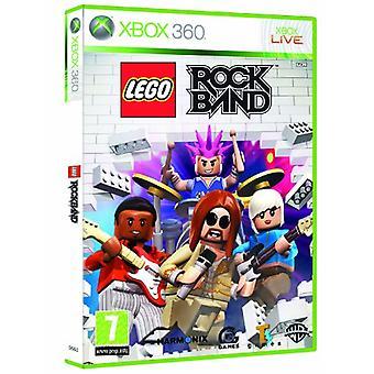 LEGO rockband - spil kun (Xbox 360)