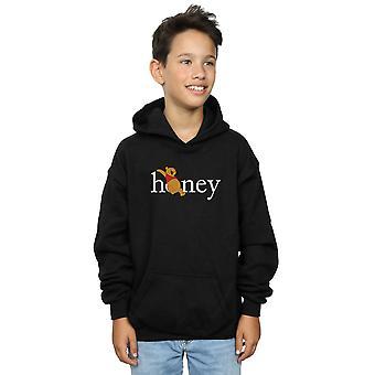 Disney Boys Winnie The Pooh Honey Hoodie