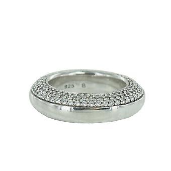 Esprit Collection Damen Ring Silber Zirkonia Perimagna Gr.18 ELRG91615A180
