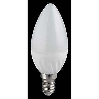 キャンドル ホワイト ガラス光源を照明トリオ