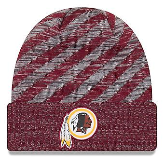 New era NFL sideline 2018 knit hat - Washington Redskins