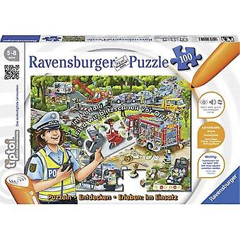 Ravensburger tiptoi ® puzzles, discover, experience: In Use