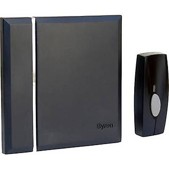 Byron BY401B Wireless door bell Complete set