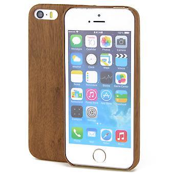 Apple iPhone 6 plus / 6s plus protezione ottica legno TPU Mobile Shell caso copertura rovere