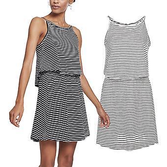 Urban Classics Ladies - 2-Layer Spaghetti Kleid