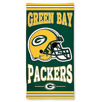 Wincraft NFL Green Bay Packers stranden handduk 150x75cm