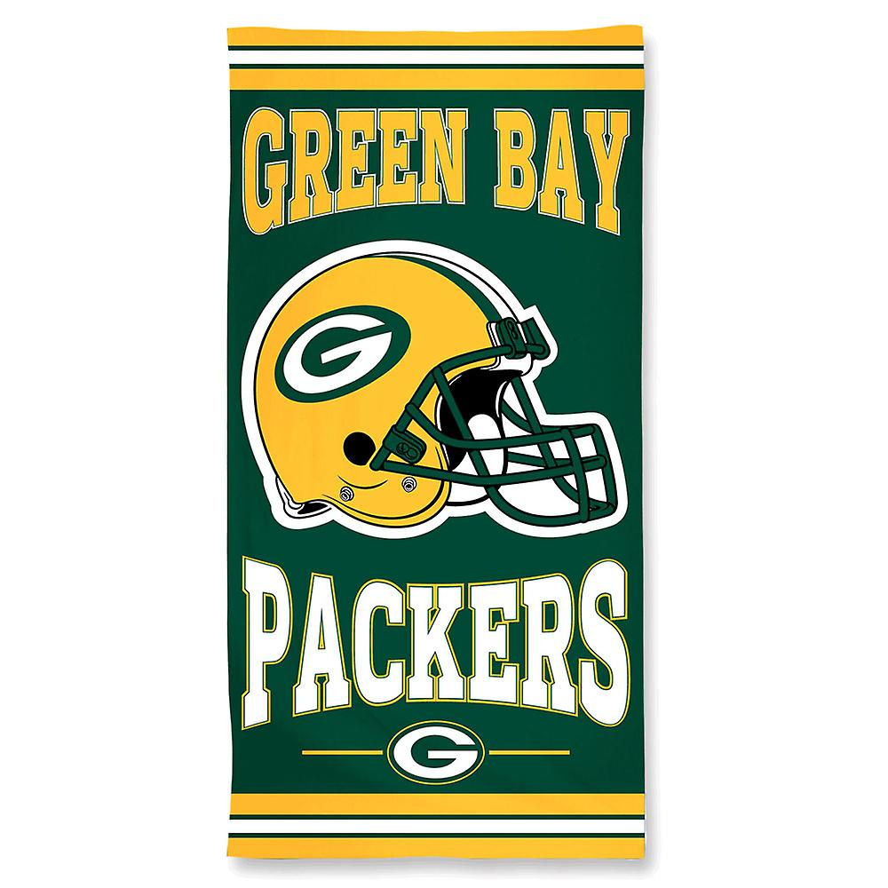 Wincraft NFL Green Bay Packers Strandtuch 150x75cm