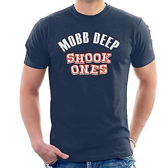 Mobb Deep Shook Ones Song Titel Herren T-Shirt