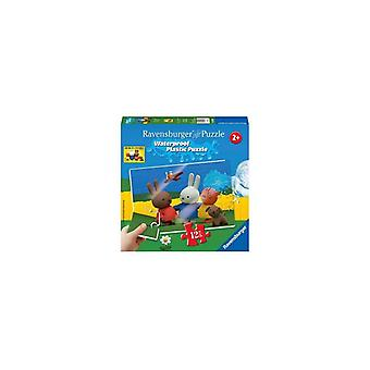 Ravensburger puzzel plastic Nijntje