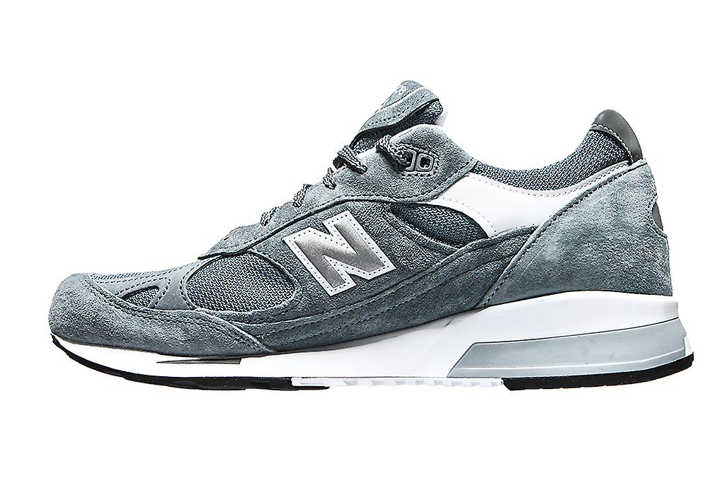 New balance made in England men's sneaker grey