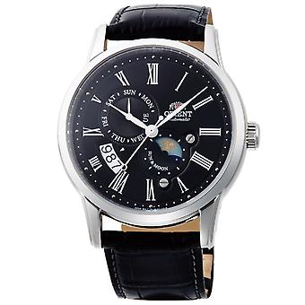 Stainless steel Orient watch mens Silber