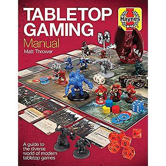 Bordsskiva Gaming Manual av Matt Thrower - 9781785211492 bok