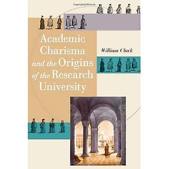 Carisma acadêmica e as origens da Universidade de pesquisa