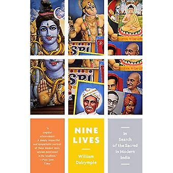 Nine Lives: Auf der Suche nach dem Heiligen im modernen Indien (Vintage Abfahrten)