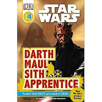 Star Wars: Darth Maul Sith Apprentice (DK Reader - Level 4