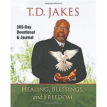 Healing, Blessings, and Freedom: 365-day Devotional & Journal