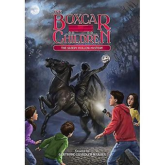 Sleepy Hollow mysteriet (Boxcar barn mysterier)