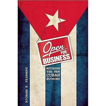 Open for Business: The New Cuban Economy