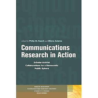 Kommunikationsforschung in Aktion: Scholar-Aktivist Kooperationen für eine demokratische Öffentlichkeit