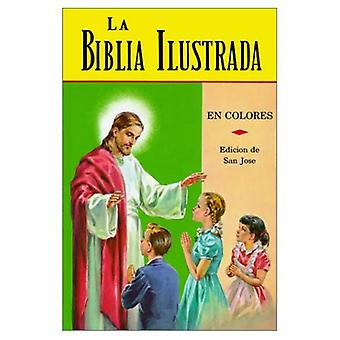 La Biblia Ilustrada: La Historia Sagrada fr Laminas