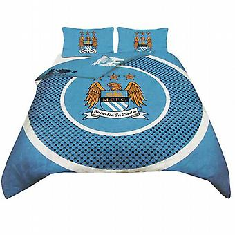 Manchester City F.C. Double Duvet Set BE