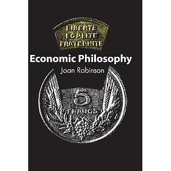 Economic Philosophy by Joan Robinson