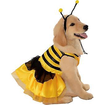 かわいい蜂ペット衣装