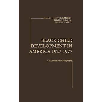 Sorte børns udvikling i Amerika 19271977 en kommenteret bibliografi af Myers & Hector F.