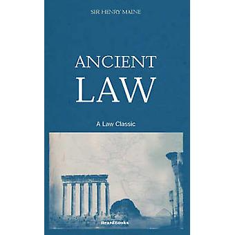 Ancient Law by Maine & Henry James Sumner
