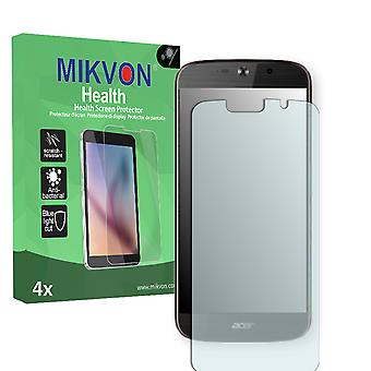 Acer Liquid Jade 2 Screen Protector - Mikvon Health (Retail Package with accessories) (reduced foil)