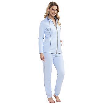 Rosch 1193135-10556 Women's New Romance Blue Loungewear Set