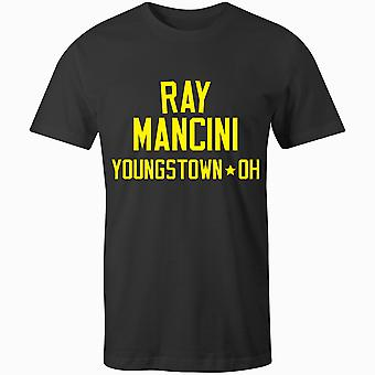 Ray Mancini Boxing Legend Kids T-Shirt