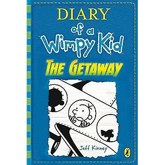 Diary of a Wimpy Kid - The Getaway (Book 12) by Jeff Kinney - 97801413