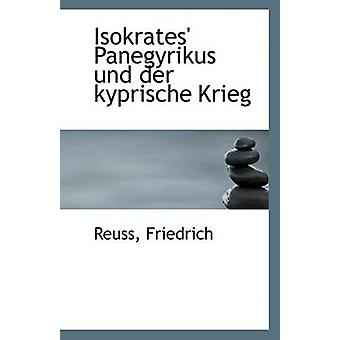 Isokrates' Panegyrikus Und Der Kyprische Krieg by Reuss Friedrich - 9