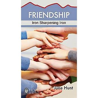 Friendship Minibook (Hope for the Heart - June Hunt) - Iron Sharpening