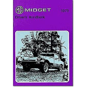MG Midget Mk 3 - Owners' Handbook (2nd) by Brooklands Books Ltd - 9781