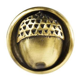 The Hobbit Bilbo Baggins Acorn Button Pin