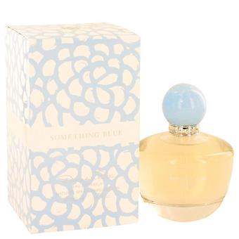Something Blue Eau De Parfum Spray By Oscar De La Renta 100 ml