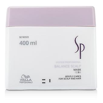 Wella SP Balance Scalp Mask (Gently Cares For Scalp and Hair) 400ml/13.33oz