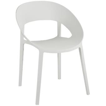 Wellindal Chair Lola Polypropylene Black (Furniture , Chairs , Chairs)