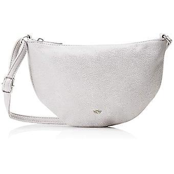 Fritzi aus Preussen Sunset Min - White Woman Shoulder Bags (Ice) 25x1x15.5 cm (W x H L)
